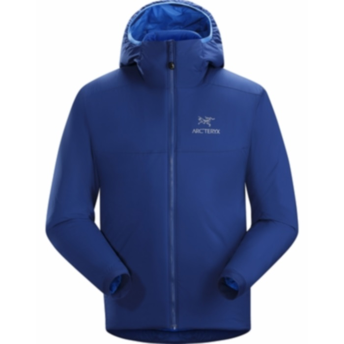 Insulated Synthetic Hooded Jacket