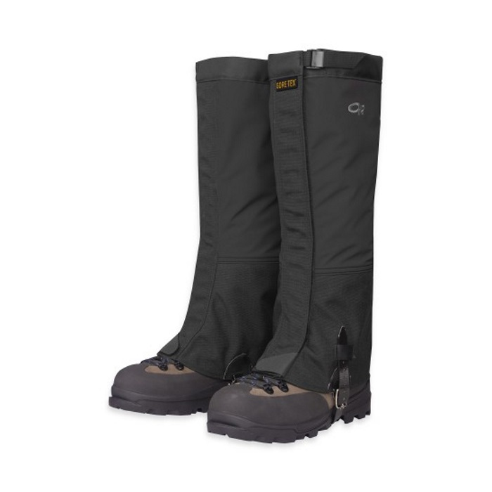 Gaiters (Optional)