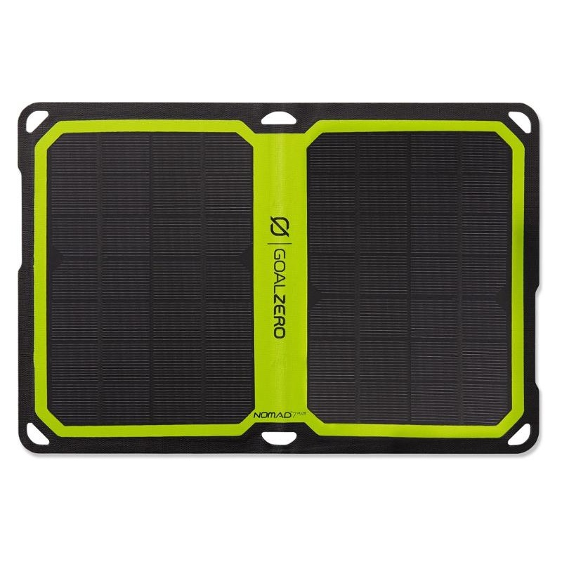 Solar Charger (Optional)