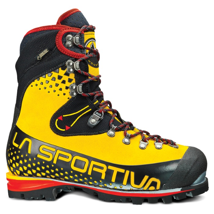 Technical Mountaineering Boots